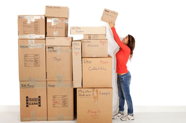 Staying Organized: How to Label Moving Boxes Like a Boss