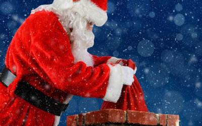 How to Clean Out Your Chimney In Time For Santa