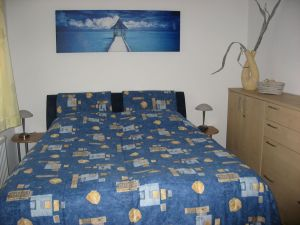 Blaue Nole Schlafzimmer
