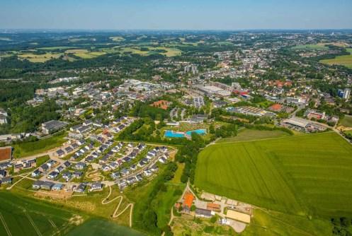 Luftaufnahme Heiligenhaus © Stadt Heiligenhaus
