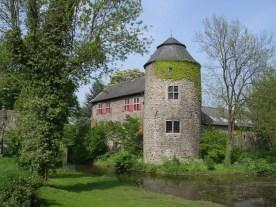 Wasserburg Haus zum Haus (Ratingen), © Kreis Mettmann
