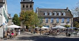 Marktplatz von Ratingen, © Kreis Mettmann/Martina Chardin