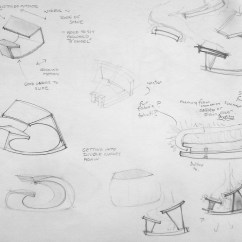 Kneeling Chair Design Plans Jungle Animal Chairs Concept Development F E Wright  Autonomy