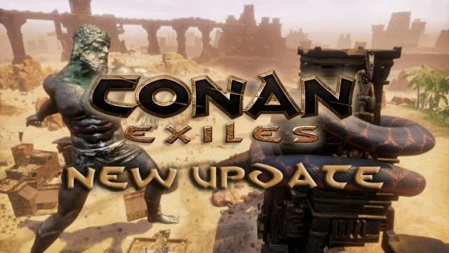 Conan Exiles New Update Lets You Kill Gods Fextralife