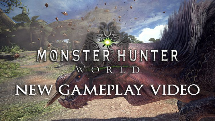 Monster Hunter World Releases New Ancient Forest Hunt