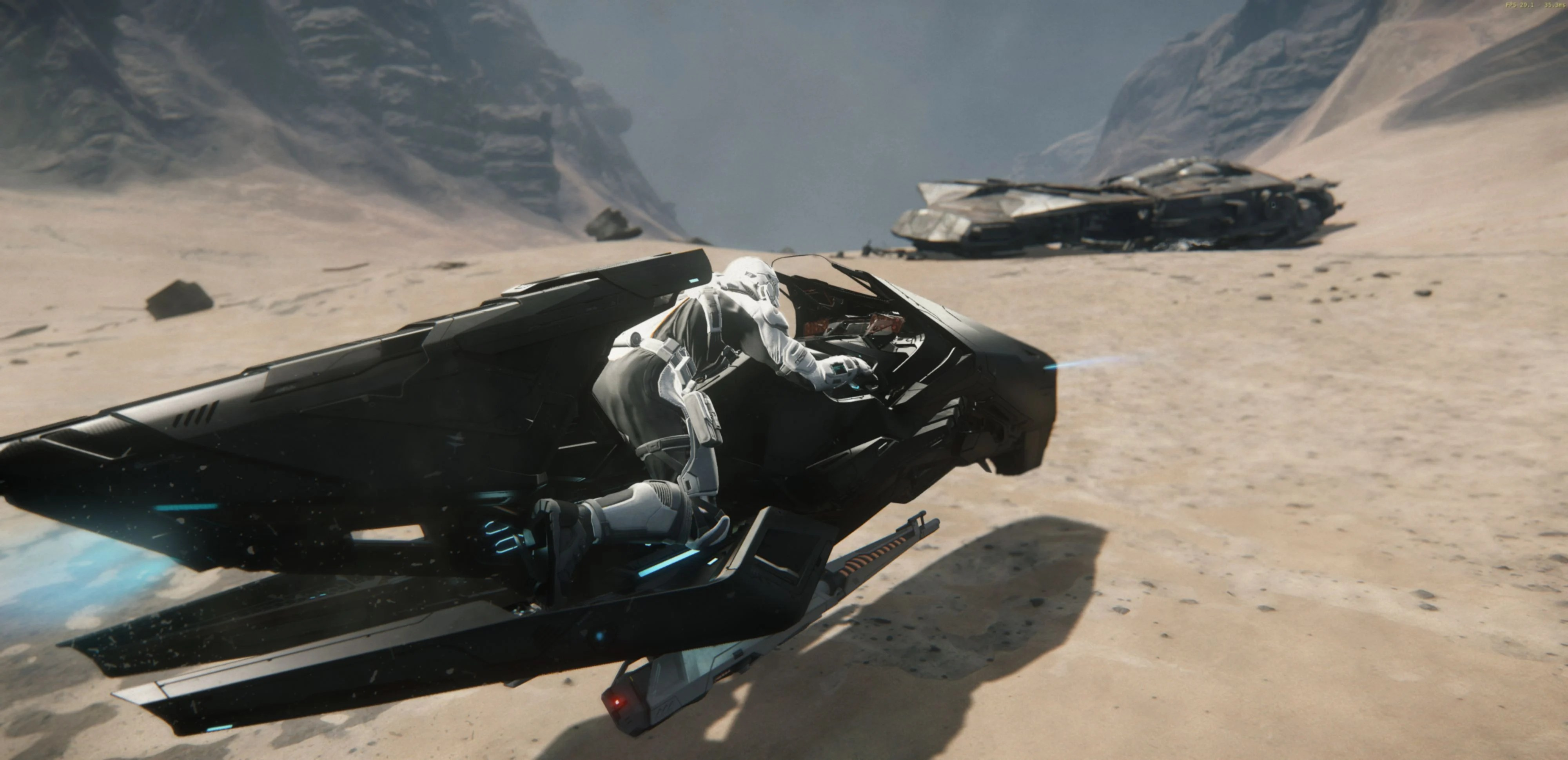 Star Citizen Alpha 30 Is Out Amp Exclusive Fextralife