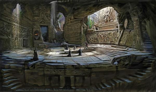 "Elder Scrolls Skyrim Fine Art ""print Collection"" Fextralife"