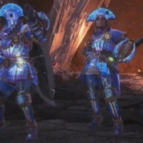 MHW Upcoming Aloy Empress and Zorah Gamma Armor