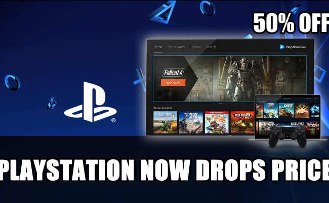 Playstation Now Drops Price And Adds Limited Time Titles