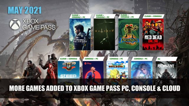 The Xbox Game Adds Final 10 |  10-2 HD Remaster, Red Dead Online, and will extra