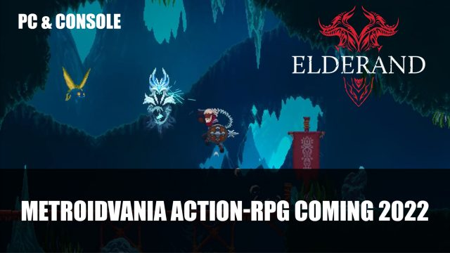 Game Elderand Metroidvania introduced by the Console and PC