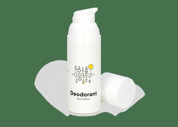 Deodorant Fruchtig - 100% natural Deo - Feygenblatt