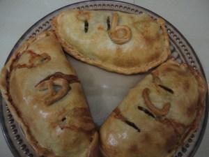 Yummy & tasty pasty!
