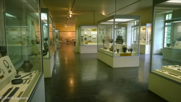 """The rest of the museum was kind of sad. This strongly reminded me of the """"learnin' rooms"""" that they used to have at the New Mexico State Fair."""