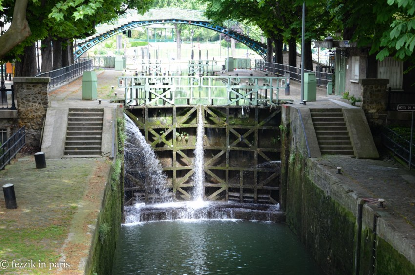 One of the locks.
