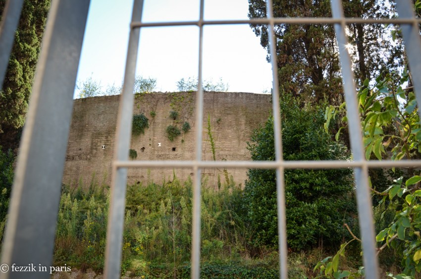 The curiously neglected Mausoleum of Augustus.