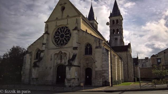 Church the first.