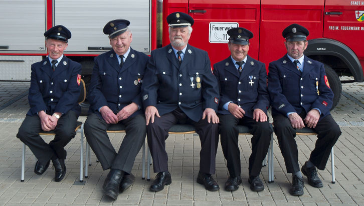 Verein Ehrenmitglieder
