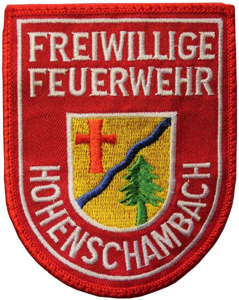 Wappen der FF Hohenschambach