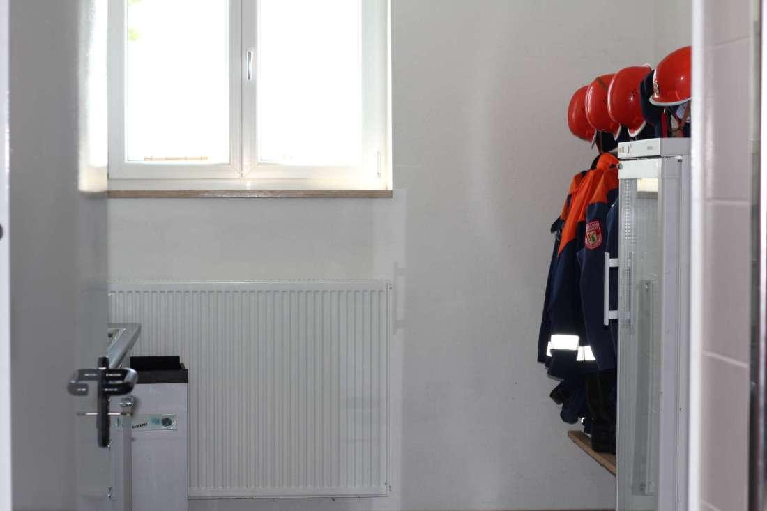 Gerätehaus Mehrzweckraum