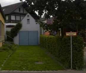 Kleines Gerätehaus
