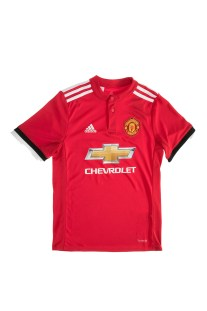 adidas Performance - Παιδική φανέλα MUFC H JSY κόκκινη