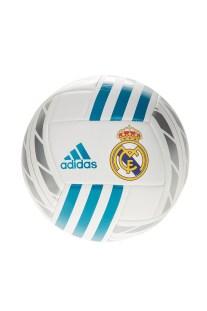 adidas Performance - Μπάλα ποδοσφαίρου REAL MADRID λευκή