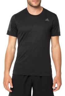 adidas Performance - Ανδρική κοντομάνικη μπλούζα RESPONSE TEE μαύρη