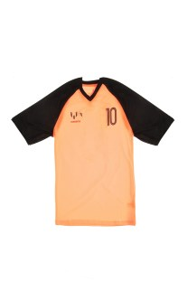 adidas Performance - Παιδική ποδοσφαιρική φανέλα ICON πορτοκαλί