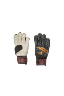 adidas Performance - Παιδικά γάντια ποδοσφαίρου adidas Predator 18 Fingersave μαύρα