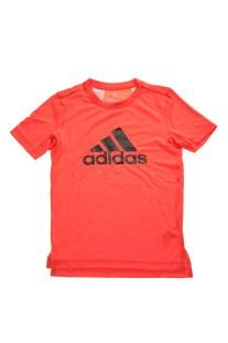 adidas Performance - Παιδική κοντομάνικη μπλούζα PRIME LOGO πορτοκαλί