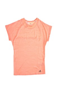 adidas Performance - Κοριτσίστικη μπλούζα DOTTY ροζ