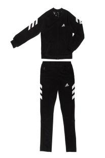 adidas Originals - Παιδικό σετ φόρμας για κορίτσια adidas YG XFG TS μαύρο