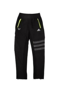 adidas Performance - Παιδικό παντελόνι φόρμας adidas Messi μαύρο