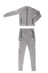 adidas Originals - Παιδικό σετ φόρμας adidas YB XFG TS γκρι