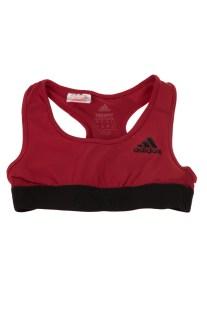 adidas Performance - Παιδικό αθλητικό μπουστάκι adidas κόκκινο
