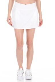 adidas Performance - Γυναικεία φούστα tennis adidas Performance CLUB SKIRT λευκή
