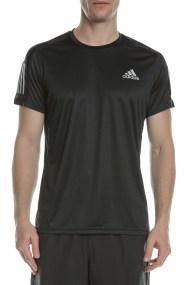 adidas Performance - Ανδρική μπλούζα adidas Performance OWN THE RUN μαύρη