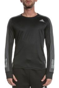 adidas Performance - Ανδρική μπλούζα adidas Performance μαύρη