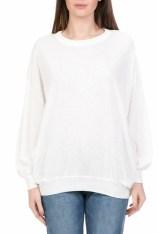 95d4b34d5d11 AMERICAN VINTAGE - Γυναικεία φούτερ μπλούζα AMERICAN VINTAGE λευκή