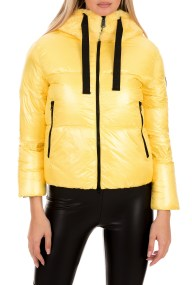 BOSIDENG - Γυναικείο μπουφάν BOSIDENG κίτρινο