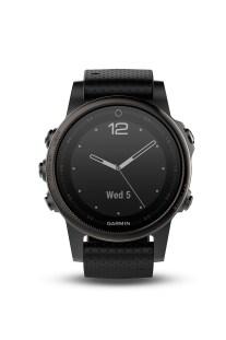 GARMIN - Unisex αθλητικό ρολόι με GPS fenix 5s γκρι