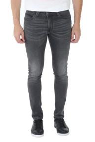 GAUDI - Ανδρικό jean παντελόνι GAUDI γκρι