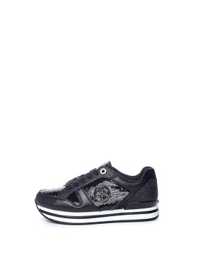f5e2c877a04 GUESS - Γυναικεία παπούτσια DAMEON5 μαύρα ...