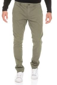 GUESS - Ανδρικό παντελόνι GUESS DRP2 DANIEL πράσινο