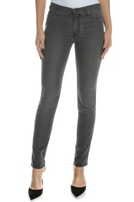 KARL LAGERFELD - Γυναικείο τζιν παντελόνι KARL LAGERFELD μαύρο