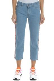 KARL LAGERFELD - Γυναικείο τζιν παντελόνι KARL LAGERFELD γαλάζιο