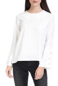 MOLLY BRACKEN - Γυναικεία μπλούζα MOLLY BRACKEN λευκή