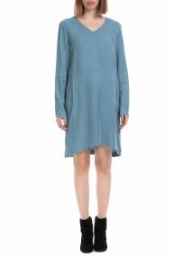 NUMPH - Γυναικείο φόρεμα NUMPH μπλε