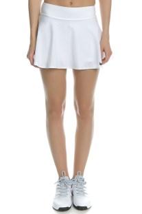 NIKE - Γυναικεία φούστα NIKE FLX PURE SKIRT FLOUNCY λευκή